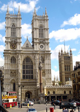 Westminster Abbey, London, Eng...