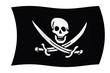 pirates' flag