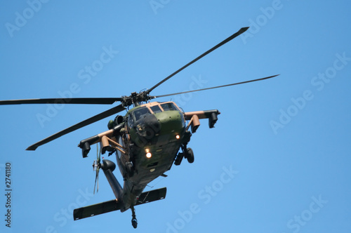Poster Helicopter blackhawk helicopter