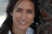 Headshot Of A Gorgeous Native ...
