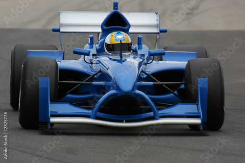 In de dag Motorsport blue a1