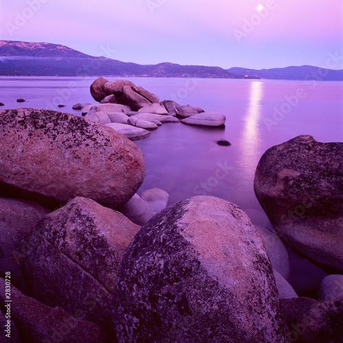 Fotografering  lake tahoe