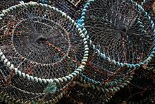 Round Crab Nets