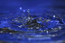 Dark Blue Water