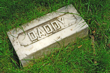 Here Lies Daddy At Rest
