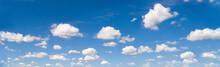 Cloudscape Panorama