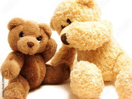 teddy bears friends #2860722