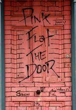 Pink Flat The Door