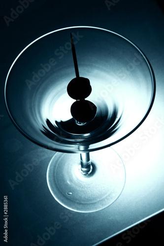 Tela  martini desde arriba