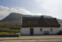Traditional Irish Thatched Cottage