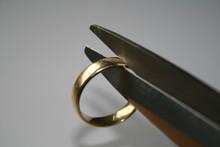 Schere Mit Ring