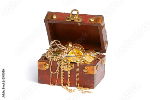 Fotografía  treasure chest