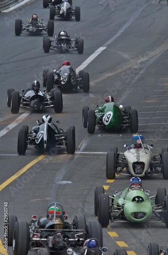 Fotografía  street race