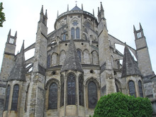 Saint Etienne Cathedral View O...