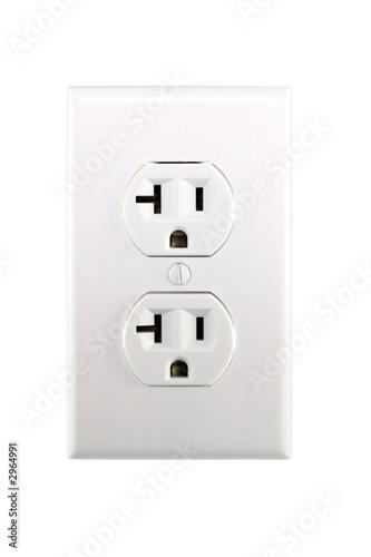 Standard 120v Outlet This