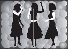 Female Singers Trio