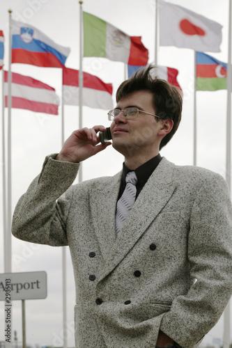 Photo diplomat