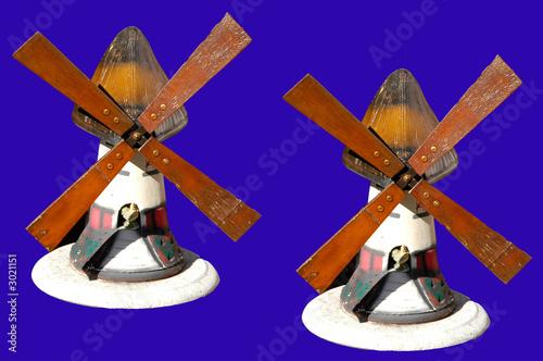 Cadres-photo bureau Violet moulin