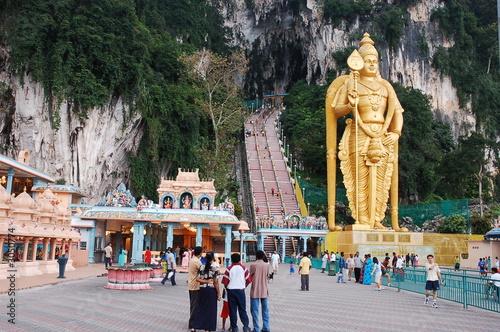 batu caves , kuala lumpur , malaysia