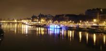 Quai Anatole France, De Nuit