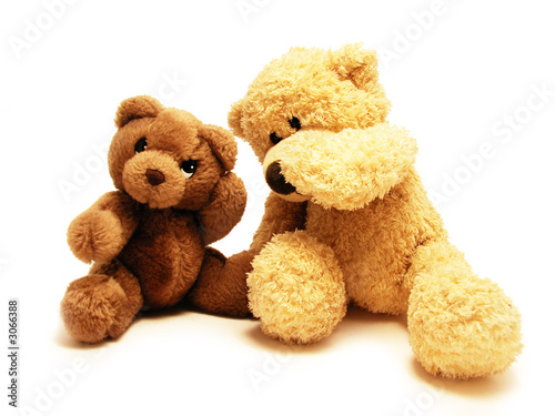 teddy bears friends #3066388
