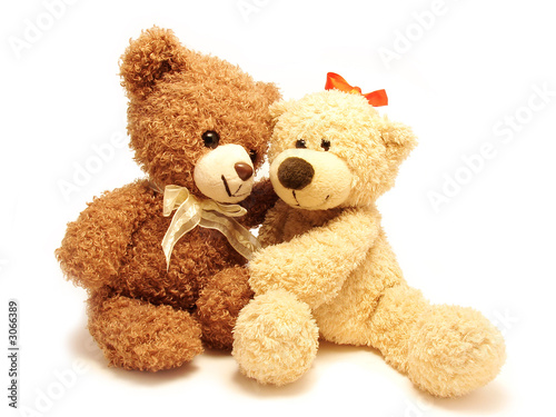 romantic teddy-bears #3066389