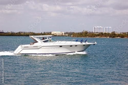 Garden Poster Water Motor sports sport fishing boat