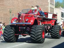 Monster Fire Engine