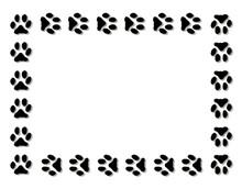 Cadre Empreintes