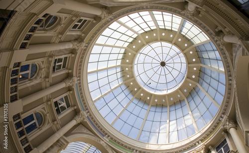 glass dome 2 Slika na platnu