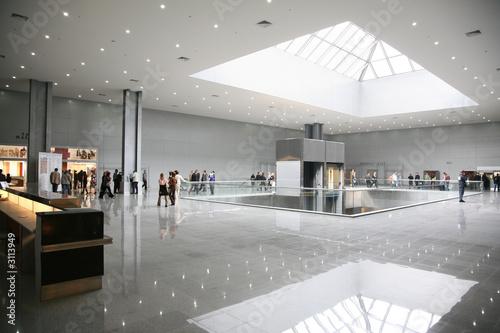 business hall 4 Fototapete