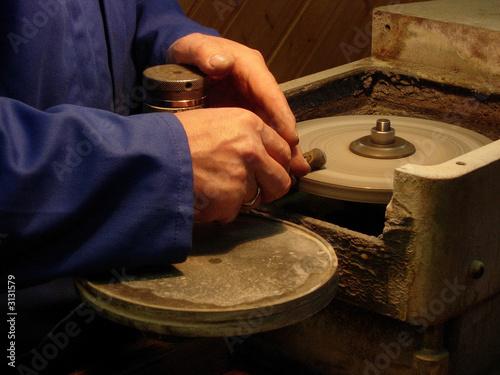 Aluminium Prints Mills taille d'une pierre précieuse