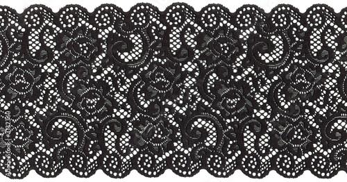 Photo black lace