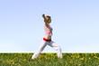 sommer, sonne, fitness