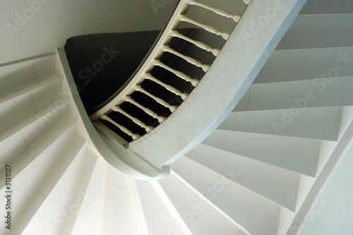 Photo Stands Stairs ladder of escher