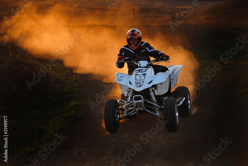 Photo sur Toile Motorise motor
