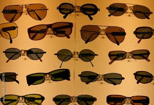 Fotografie, Obraz  collection de lunettes