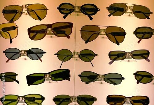 Fotografie, Obraz  modèles de lunettes