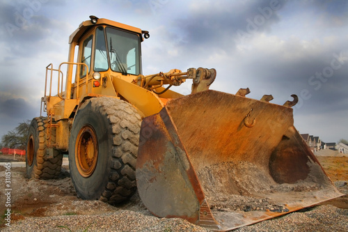Fotografia  construction equipment