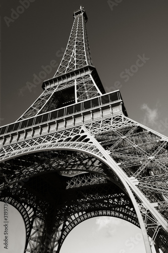 the eiffel tower #3193736