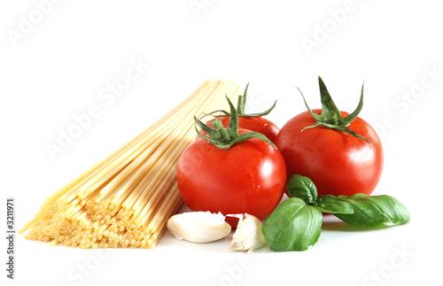 Fotografie, Obraz  basic spaghetti