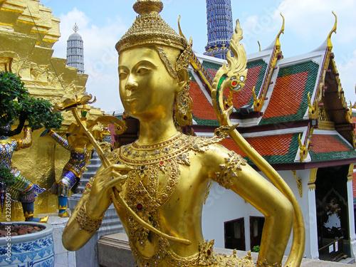 In de dag Bangkok bouddha - bangkok - thailand