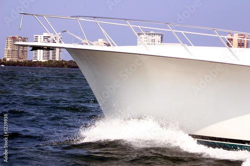 Papiers peints Nautique motorise yacht