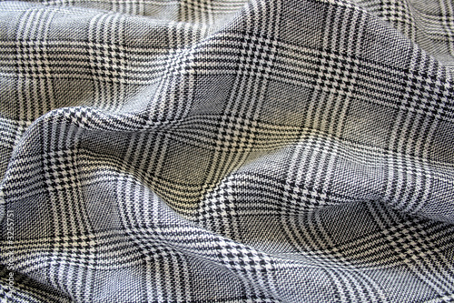 Photo  houndstooth pattern 2