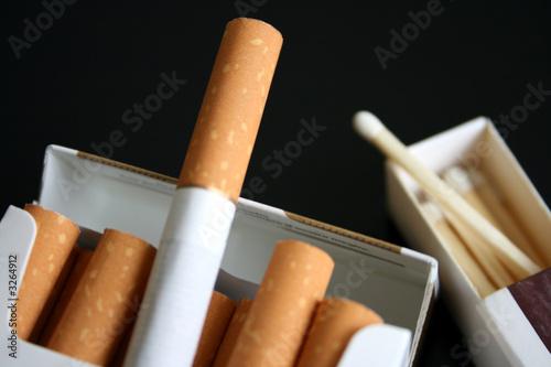Cuadros en Lienzo sigarette