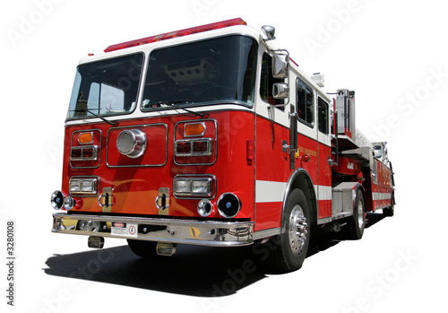 Photographie fire engine