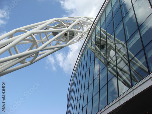 Fotomural new wembley stadium london