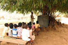 School Class, Ghana