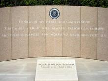 Ronald Reagan Memorial