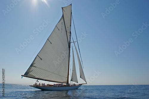 Photo  bateau à voile